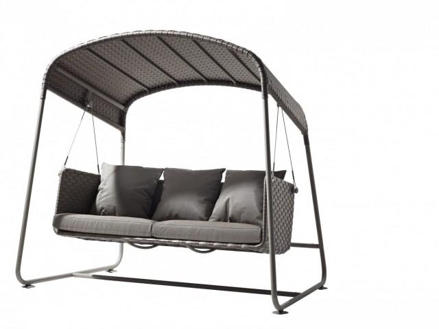 Cane – Line Swing sofa